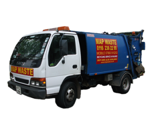 Waste Disposal Truck